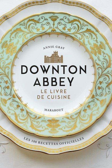 downton abbaye livre