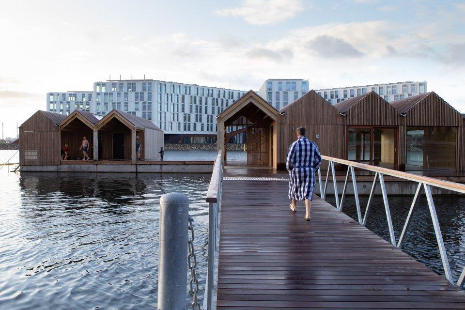 se baigner à Copenhague