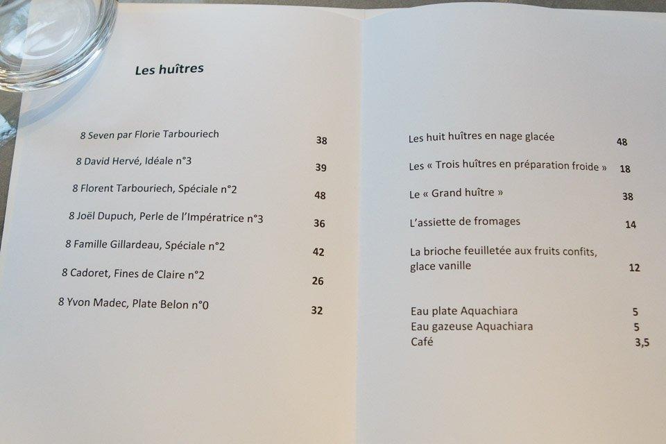 Restaurant Dersou Paris Societe