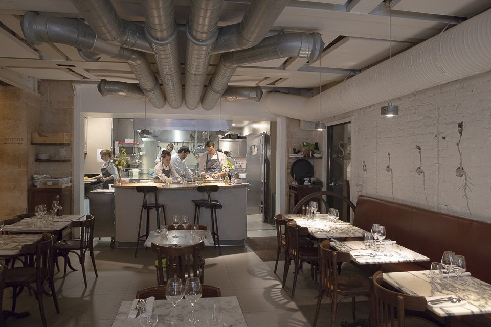 semilla restaurant