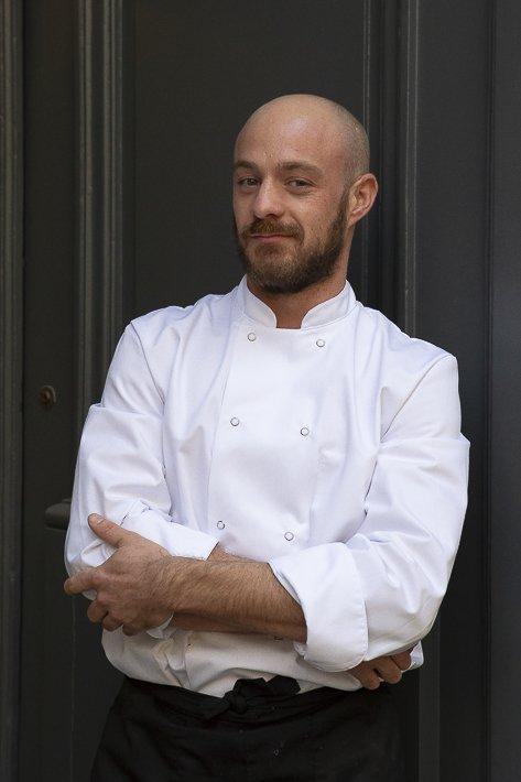 Stephan Bernard restaurant Kult