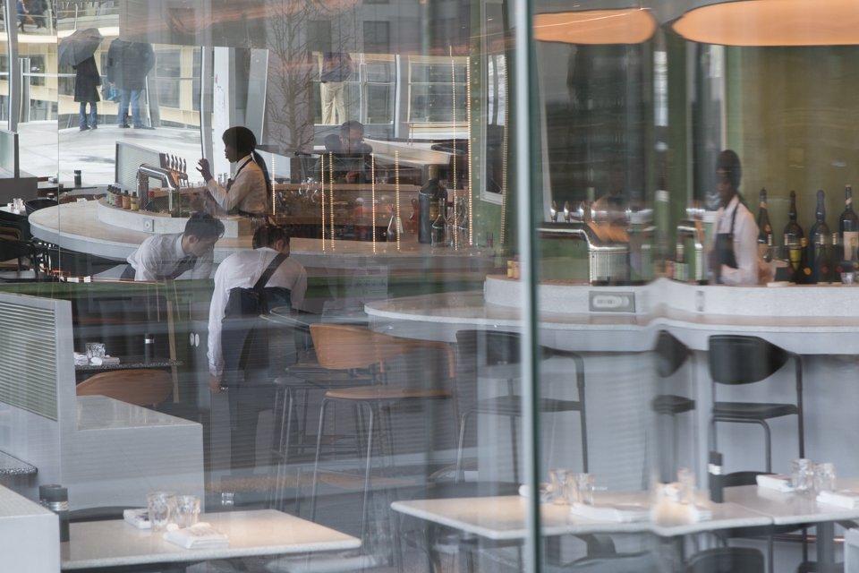 Champeaux brasserie Alain Ducasse Les Halles