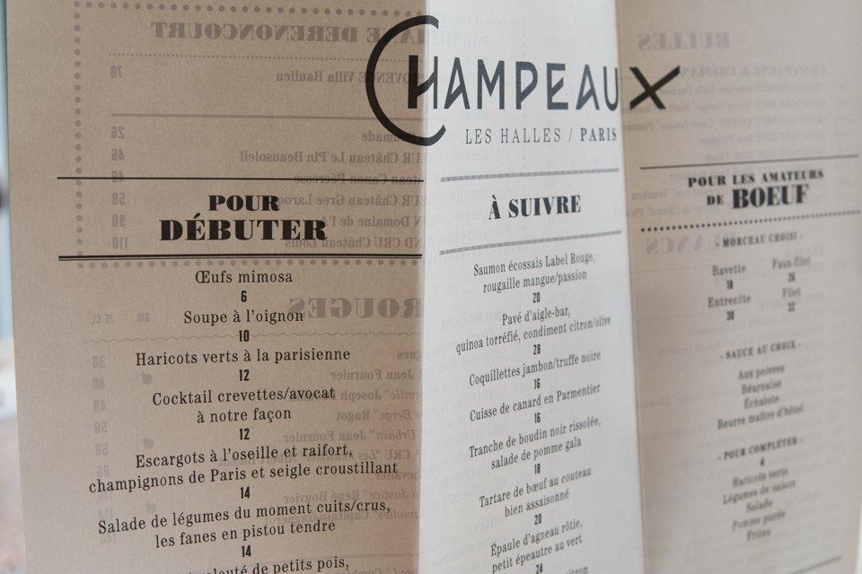Champeaux-Brasserie Alain Ducasse