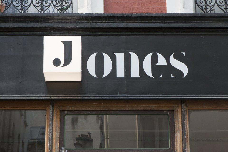 Jones Café Restaurant