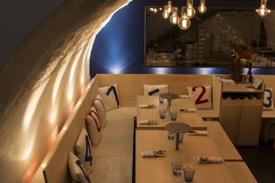 La Marée Jeanne restaurant