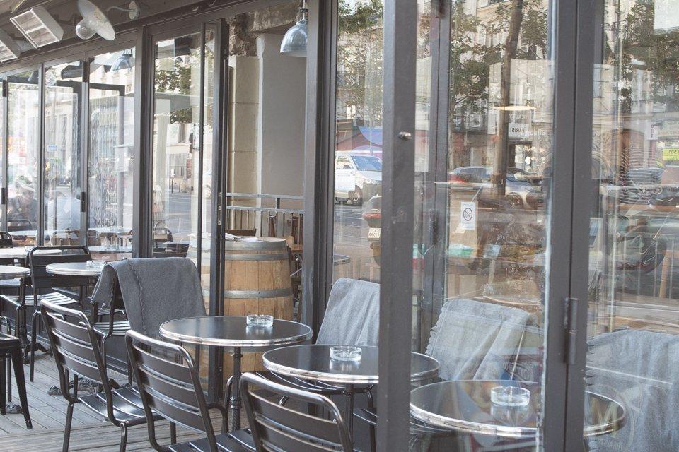 Martin Boire et manger Restaurant