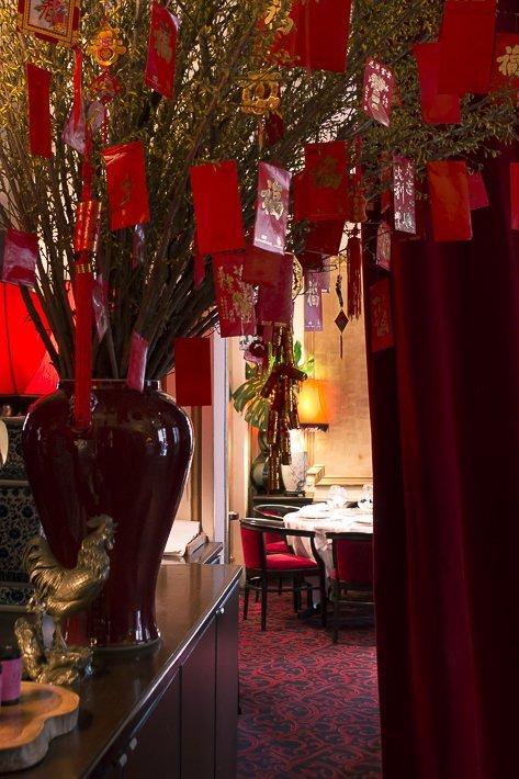chez ly cuisine chinoise et vietnamienne dans un d cor unique. Black Bedroom Furniture Sets. Home Design Ideas