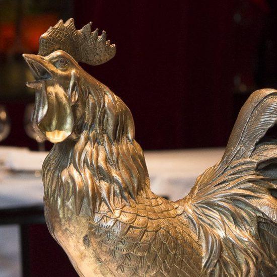 restaurant chinois- Madame Ly coq