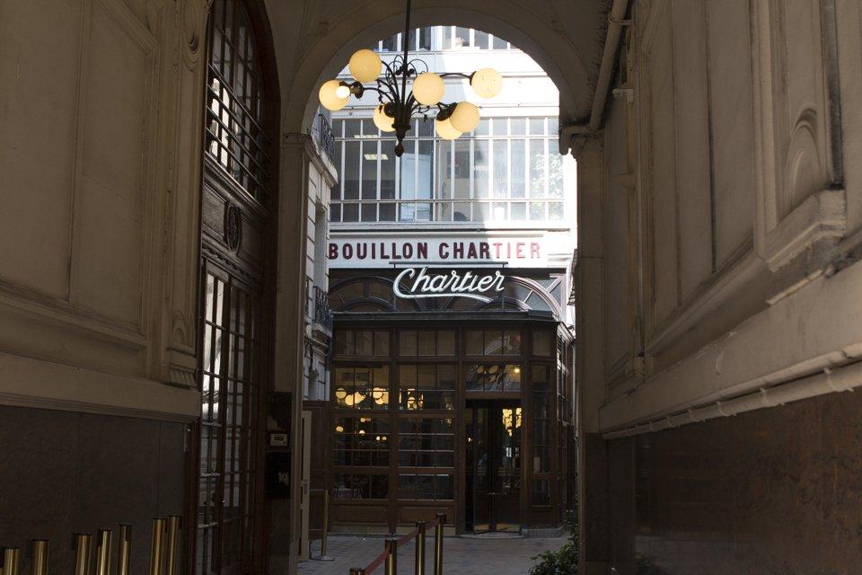 Bouillon Chartier