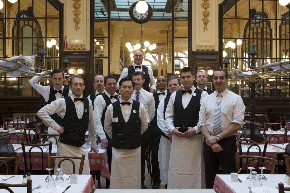 Bouillon Chartier Restaurant paris 9 ème