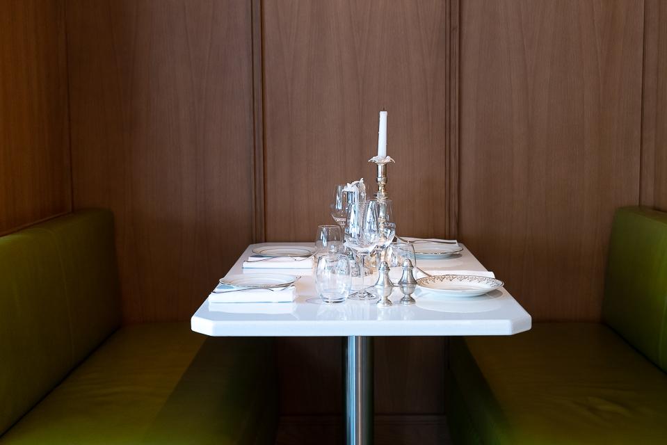 restaurant abstinence