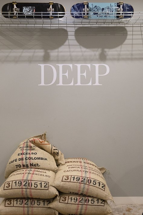 Deep café coffee shop
