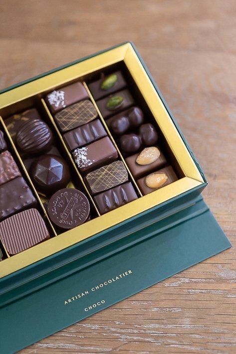 chocolat au bonbon royal