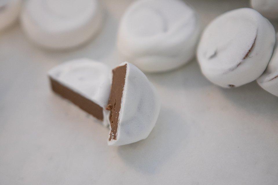 chocolat glaçon meringue suisse