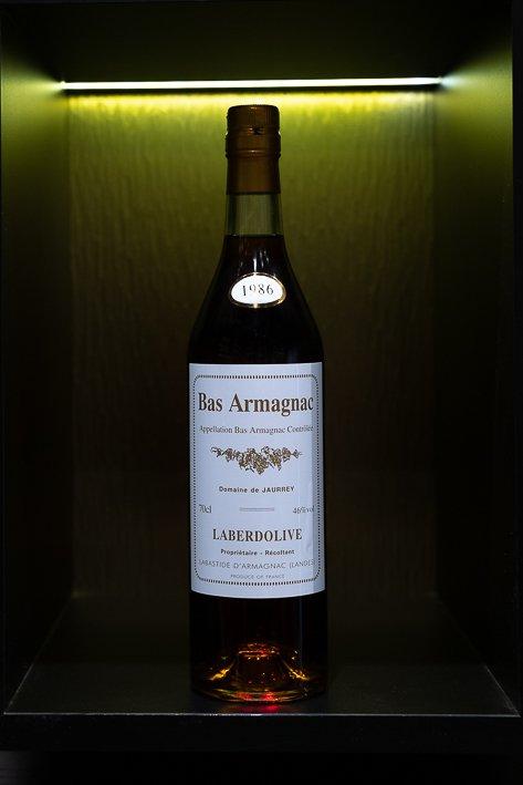 bouteille armagnac