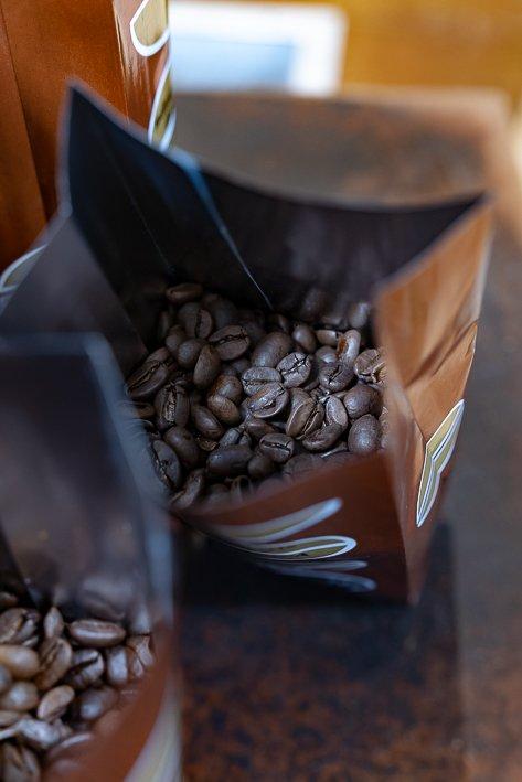 grains de cafe bacquie