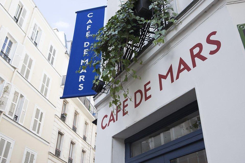 Café de Mars Bistrot parisien