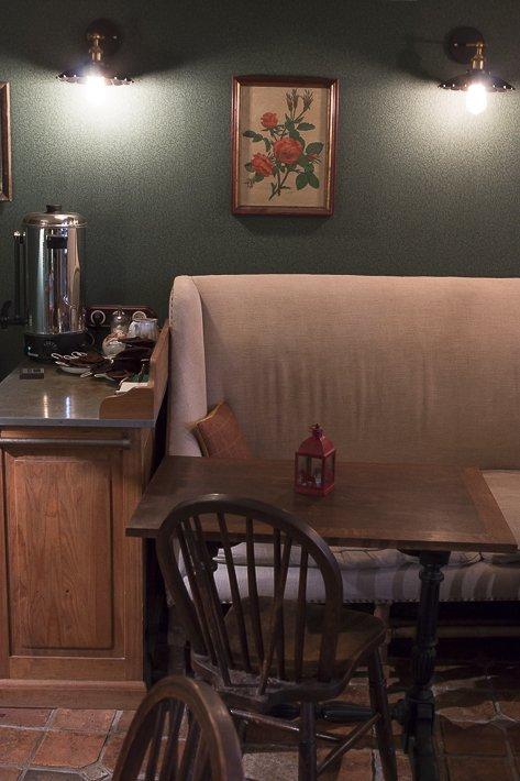 canapé salon de thé