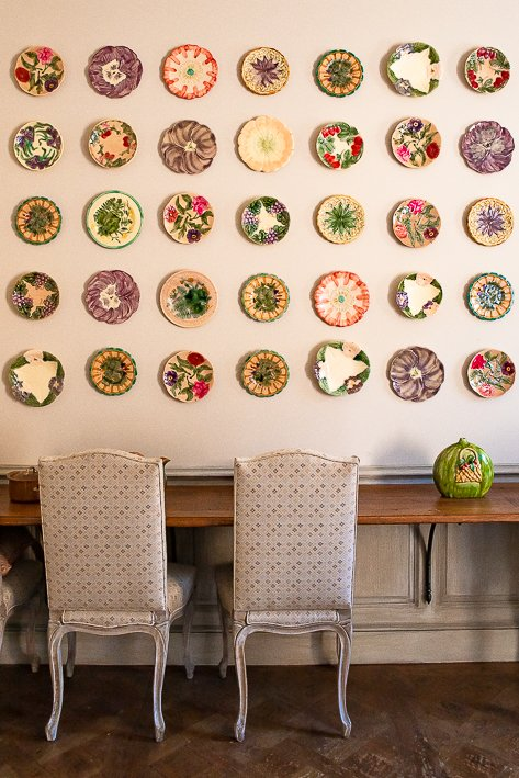 collection assiettes