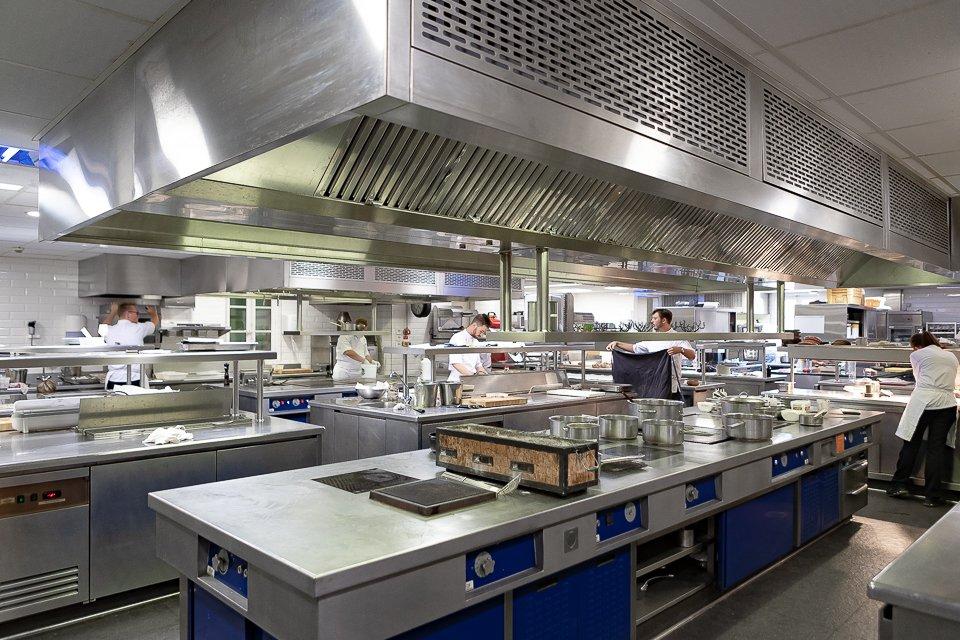 cuisine du restaurant