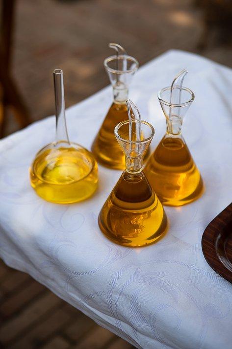 bouteilles d huiles