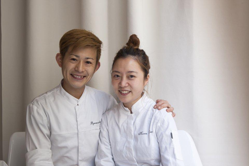 Ryunosuke Naito et Kwen Liew Chefs chez Pertinence