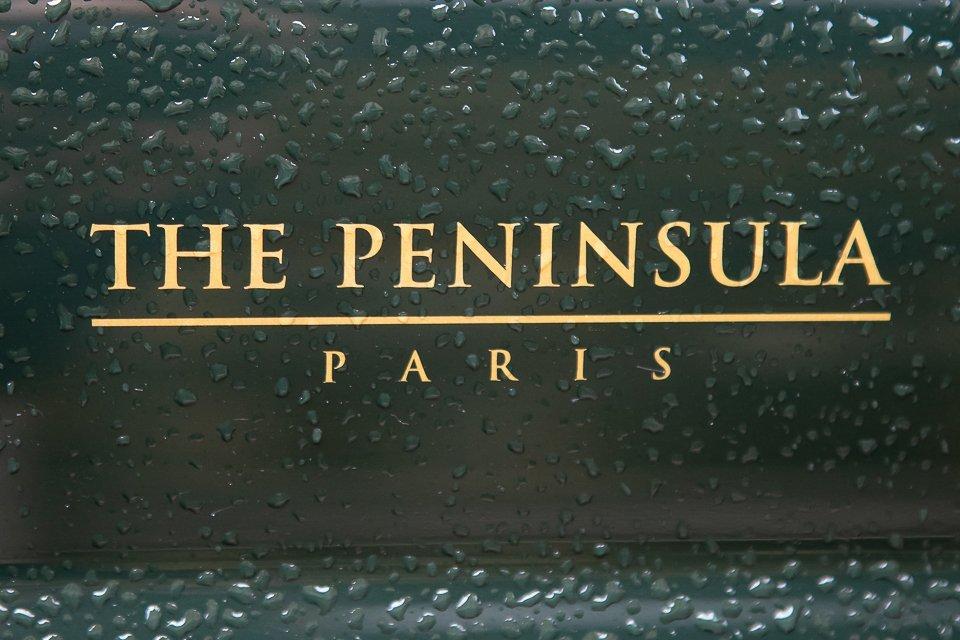 le peninsula palace parisien
