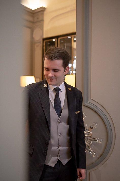 Maël Talibart concierge péninsula