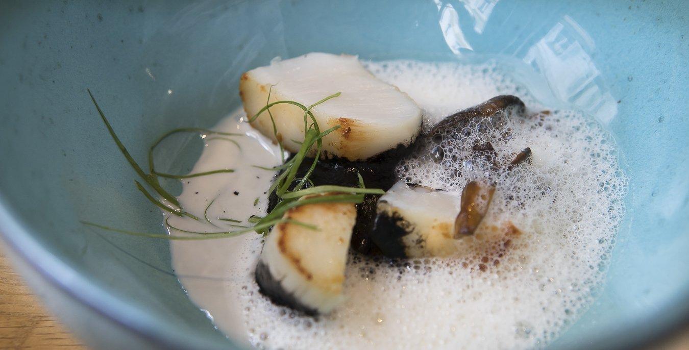 La condesa paris restaurant du chef indra carrillo au for Dans nos coeurs 53