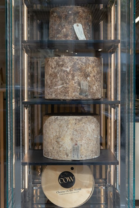 Fromagerie Cow paris