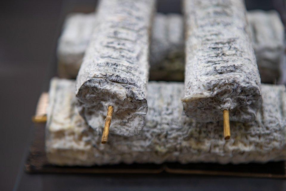 fromages de chèvres cow