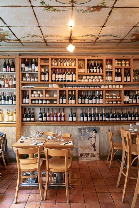 restaurant La Cremerie