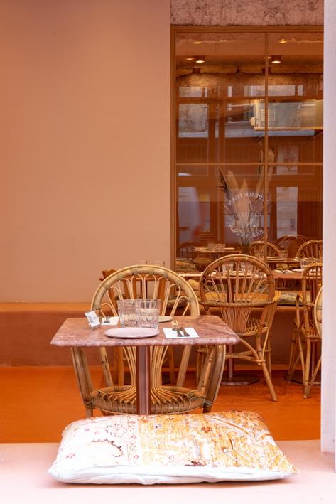 salle restaurant dalia