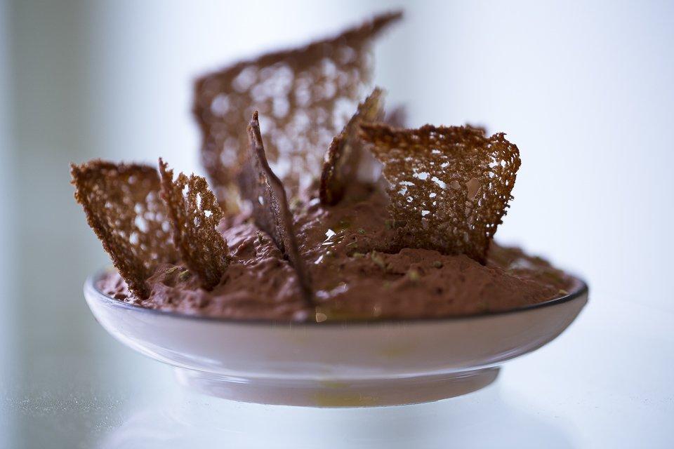 dessert chocolat du Bel Ordinaire