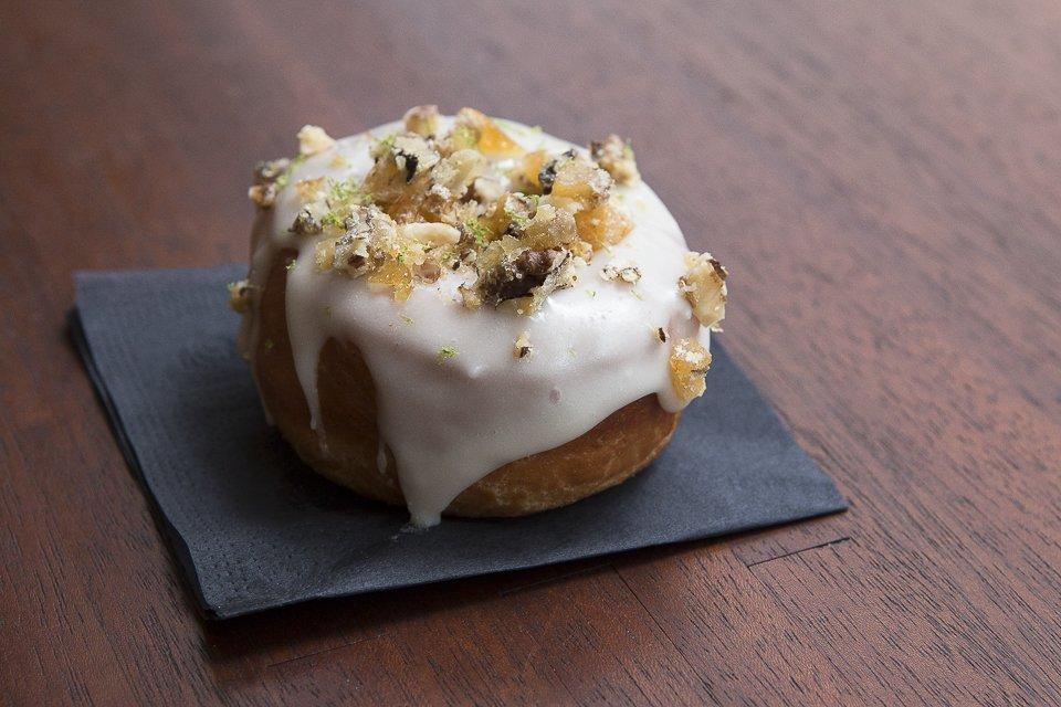 doughnuts aux noix