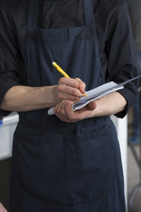 License Design culinaire