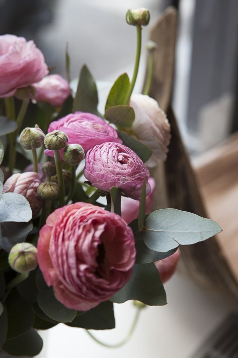 fleurs restaurant Niébé