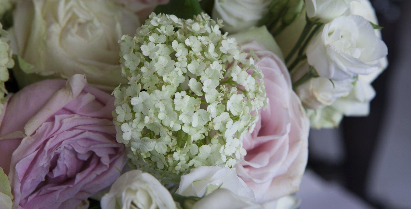 fleurs du restaurant Pertinence