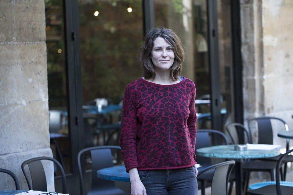 Florence Vaconsin du restaurant Marcello