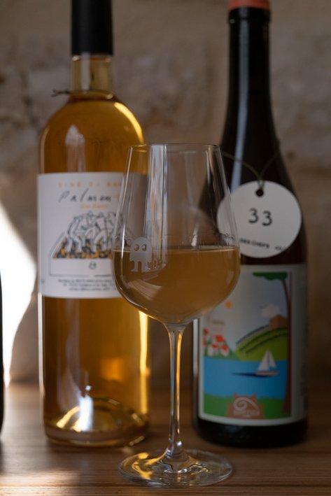 vins et verre