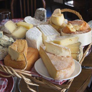 plateau de fromages Astier