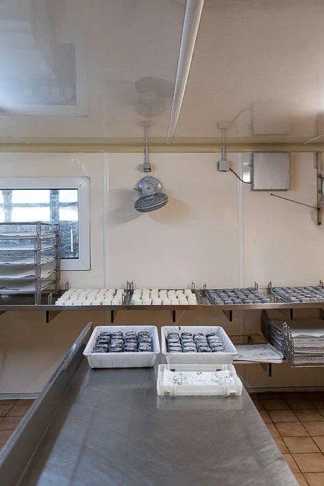 laboratoire pour fromage