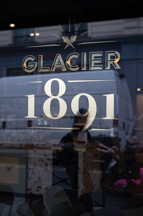 glacier 1891 paris