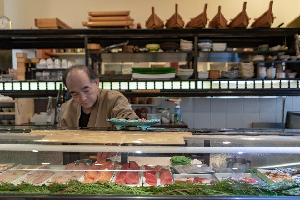sashimi paris