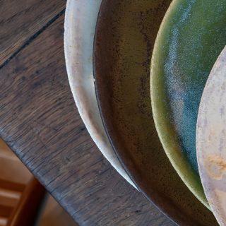 assiettes restaurant la Frasca