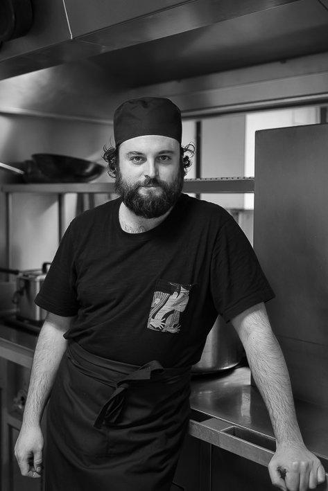 Chef Roland Theimer