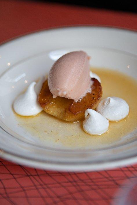 dessert glace