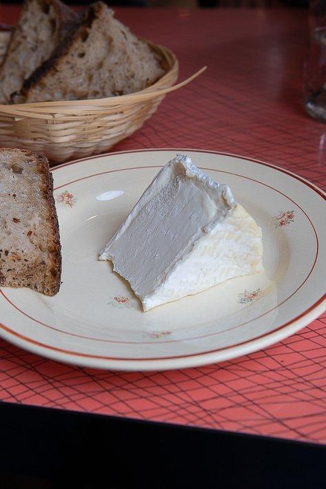 fromage de la Vierge