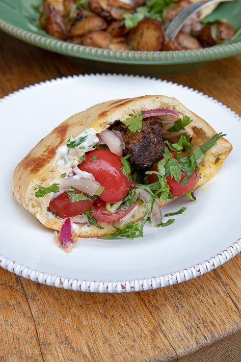 cuisine grecque à Paris