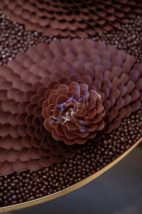 fleur de cassis Pierre Hermé